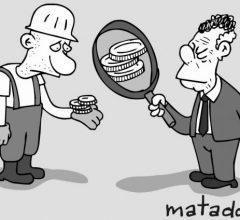 Salario mínimo Colombia - Imagen Matador