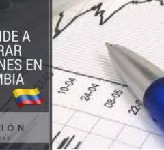 Comprar acciones en Colombia