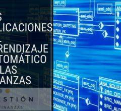 Las aplicaciones del aprendizaje automático en las finanzas